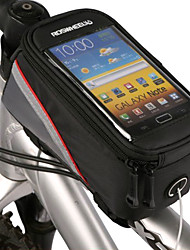 ROSWHEEL® Bike BagBike Frame Bag / Cell Phone Bag Touch Screen / Phone/Iphone Bicycle Bag PVC Cycle BagIphone 4/4S / Iphone 5 C / Other
