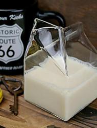 tasse de lait de style carton