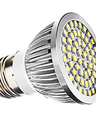 3W E26/E27 Spot LED MR16 60 SMD 3528 240 lm Blanc Naturel AC 110-130 / AC 100-240 V