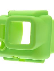 Funda protectora de silicona para GoPro Hero 3