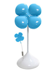 USB Clover Shaped USB Rechargeable Table Lamp