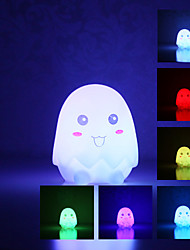 Coquille colorée formée LED Night Light