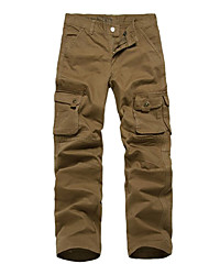 Men's Outdoor Multi-Pockets Casual Pants