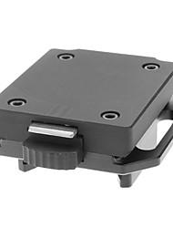 CNC en aluminium Support Casque adaptateur pour GoPro HD Hero 2/3