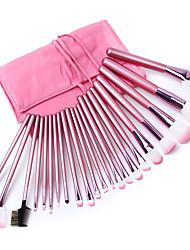 ColorShine 22 Pcs Fiber Makeup Brush Set