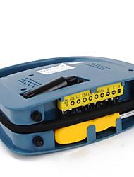 12-Volt-150psi Auto tragbaren Kompressor mit Reifen-Reparatur-Tools yd-3503-blue