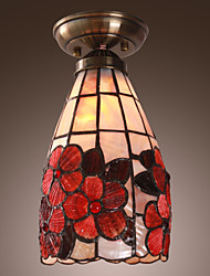 Luxury Stylish Ceiling Lamp With Blossom Pattern