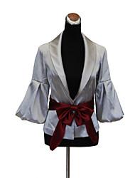 Wedding / Party/Evening Satin Coats/Jackets Long Sleeve Wedding  Wraps