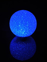 Gifts Bridesmaid Gift Colorful LED Flashing Crystal Ball Lamp -Set of 4