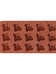 Узел силиконовые формы шоколада