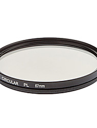 CPL Circular Polarization 67mm Filter