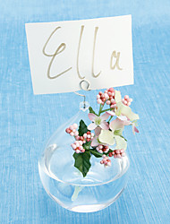 Place Cards and Holders Egg-shaped Vase Placecard Holder