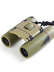 30x 23mm mm Binoculars Compact Size Central Focusing Multi-coated Kids toys Normal Green