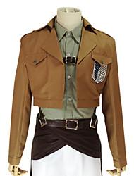 "Attack on Titan Jean Kirstein ""Pesquisa Corps"" Uniform"