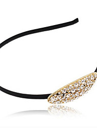 Women's Rhinestone/Alloy Headpiece - Casual Headbands