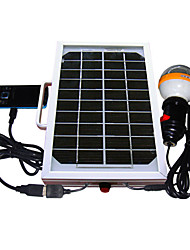 5W Solar-Handy-Ladegerät Lighting System (CIS-53326-5W)