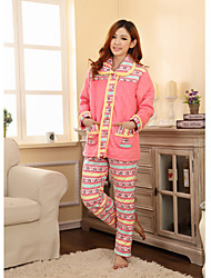 Women's Thick Colorful Lounge Wear