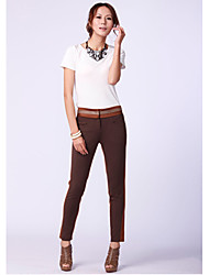 Women's Pants , Polyester Casual KARORINLAN