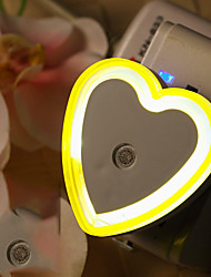Creative LED Heart-shape Night Light