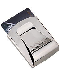 Gift Groomsman Multifunction Stainless Steal Money Clip With Bottle-opener