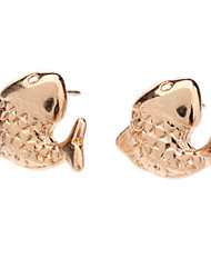 Stud EarringsJewelry Golden Gold / Alloy Daily