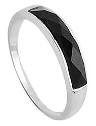Silver Ring Preto Chapada