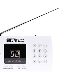 Wireless 99 zone Autodial Home Security Alarm System Kit with Wireless Siren