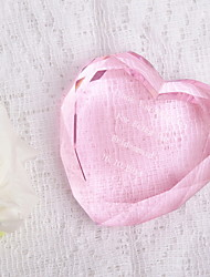 Gifts Bridesmaid Gift Personalized Pink Heart-shaped Crystal Table Display Keepsake