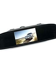 4.3 Inch Color TFT LCD Car Rearview Mirror