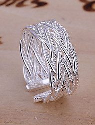 Ring,Band Rings,Jewelry Alloy Adjustable Daily