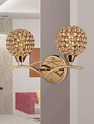 Modern Chic Wall Light In 2 Lights 220-240V