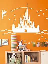Architecture Castle Wall Stickers