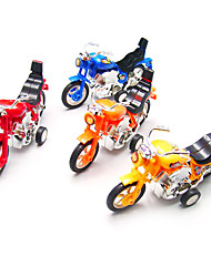 Стволовые Ликвидация Запуск Реалистичного мотоциклов (случайный цвет)
