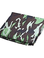 Camuflaje al aire libre Picnic Mat Manta de forro impermeable