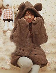 Женские пальто ватки Медведь