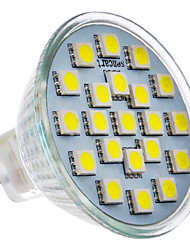Spot LED Blanc Froid 2 W 21 SMD 5050 200-220 LM AC 100-240 V