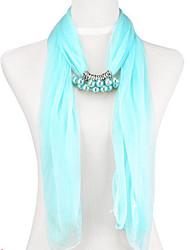 perles d'imitation foulards charmes de bijoux pour le printemps, nl-2003a, b, c, d, e, f