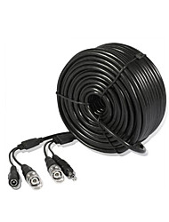 AWG24 Video + Power CCTV Cable (30 Meters, 100 Feet)