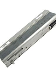 7800mAh аккумулятор для ноутбука Замена для Dell E6400 E6500 M4400 KY477 9cell - серый