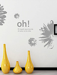 Amazed Floral Wall Stickers