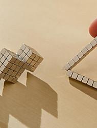 4 milímetros Buckyballs Neocube ímã 125pcs Toy Set