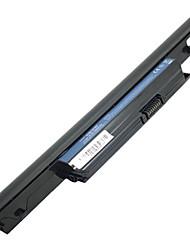 5200mah замены батарей ноутбуков для Acer Aspire 4745 AS10B73 4820GT 4820T 4820TG 5820T 5820TG - черный