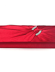 Colormoon Frauen Satin Graceful Clutch Bag