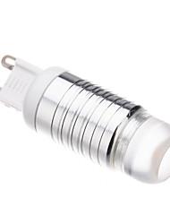 G9 3w torchis 280lm fraîche lumière blanche / chaude conduit ampoule spot (220-240V)