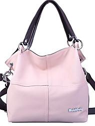 Women's High Quality Matching Retro Tote/Crossbody Bag