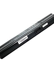 5200mAh da bateria do portátil da recolocação para Asus a2520p a2540p A2500 a2500d a42-a2 8cell - preto