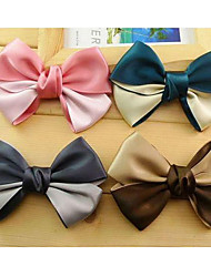 z&x® doble cinta de color bowknot del color de la horquilla