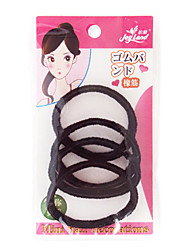 4 Flat Hair Bands