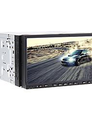 "Android 4.0 7 ""2 дин LCD с сенсорным экраном в тире DVD-плеер автомобиля с 3G, GPS, IPOD, Bluetooth, Wi-Fi, RDS, ATV"