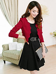 Women's Dresses , Others Casual Long Sleeve LOONGZY